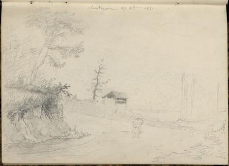 Chantraine, 29 octobre 1851