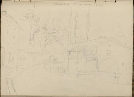 Chantraine, 9 mars 1853