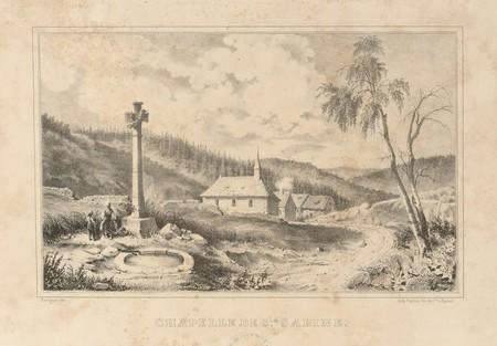 Chapelle de Ste Sabine