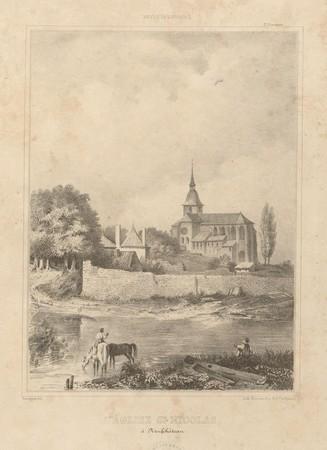 L'église St Nicolas (à Neufchâteau)