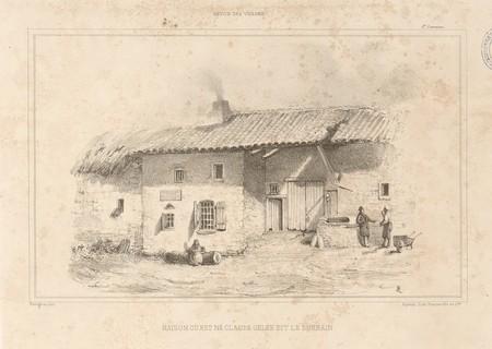 Maison où est né Claude Gelée dit le Lorrain