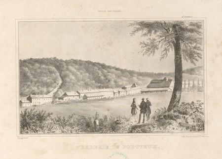 Verrerie de Portieux
