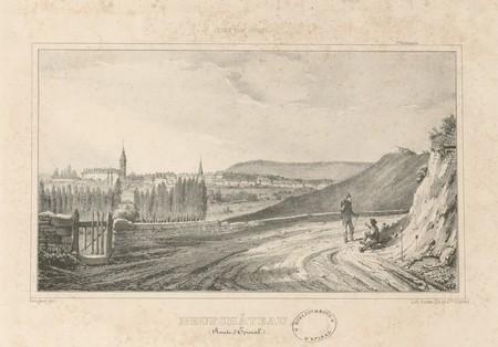 Neufchâteau (route d'Épinal)