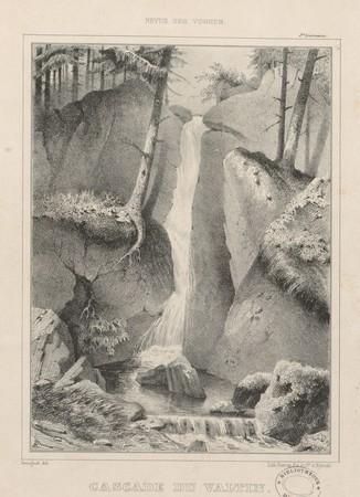 Cascade du Valtin