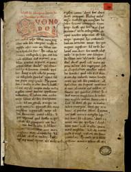 Psautier férial et hymnaire franciscain (fragments)
