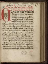 Richerii historiae Senonensis monasterii