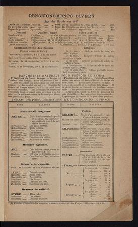 Annuaire général des Vosges pour l'année 1895