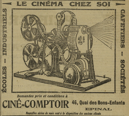 Ciné-comptoir