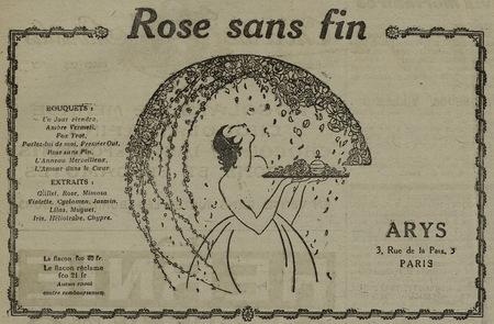 Rose sans fin