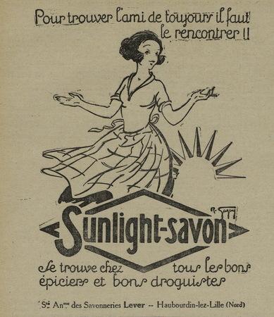 Sunlight Savon