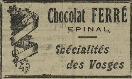 Chocolat Ferré