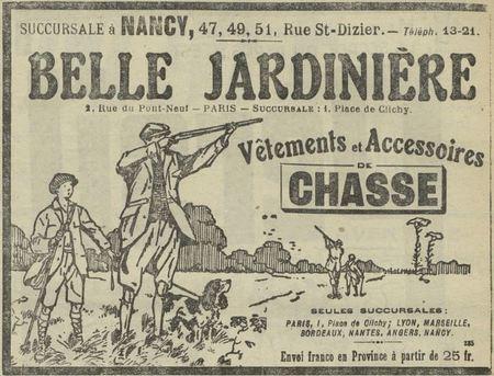 Belle Jardinière