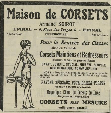 Maison de Corsets