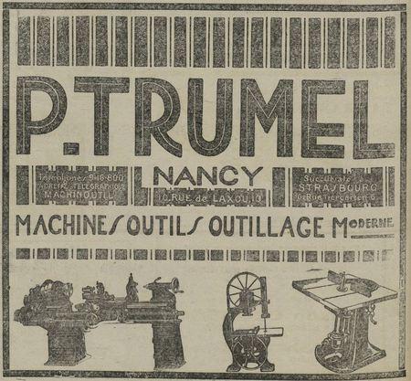 Machines et Outillages Trumel