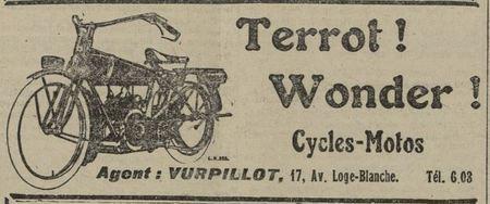 Cycles et Motos Terrot