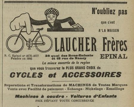 Cycles et accessoires Laucher Frères