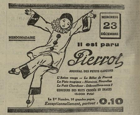 Journal Pierrot