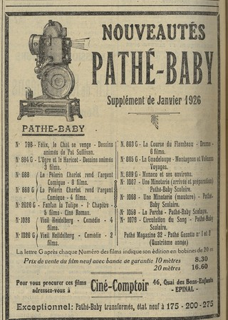 Films Pathé-Baby