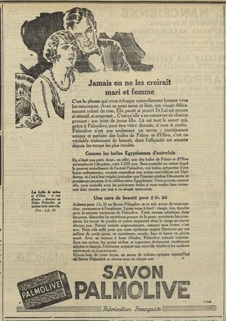 Savon Palmolive