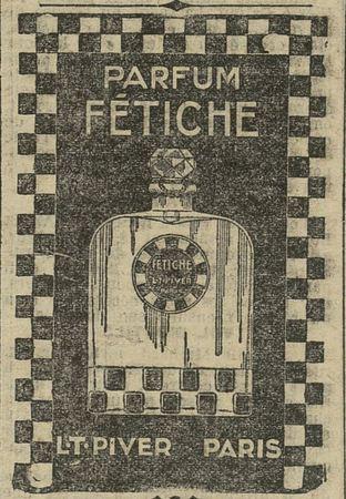Parfum Fétiche