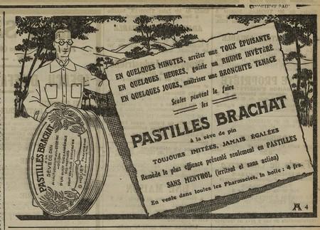 Pastilles Brachat