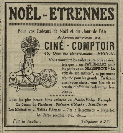 Ciné Comptoir