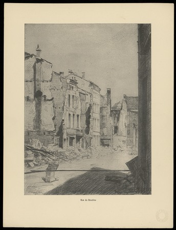 Rue du Boudiou