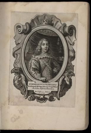 Ferdinandus Franciscus, Ferdinandi III Imperatoris Aug. Filius Archidux Au…