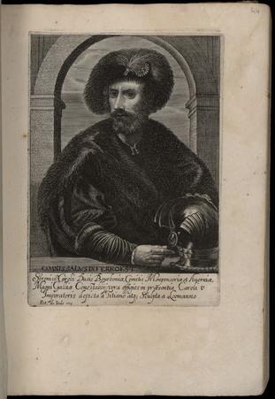 Sereniss. Caroli Ducis Bourboniae, Comitis Monpenseriae et Auverniae, Magn…