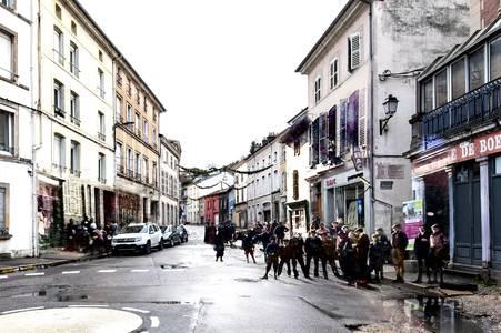 Épinal, rue d'Ambrail
