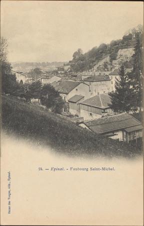 Épinal, Faubourg Saint Michel
