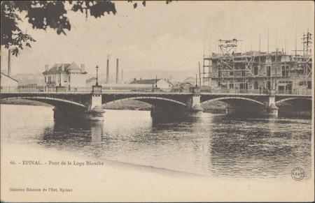 Épinal, Pont de la Loge Blanche