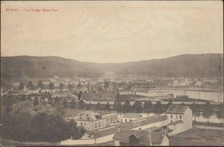 Épinal, Le Champ-Beau-Vert
