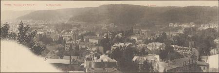 Épinal, Panorama de la ville