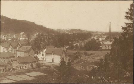 Épinal, Le Champ du Pin