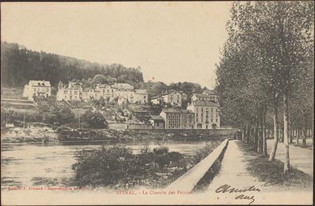 Épinal, Le Chemin des Princes