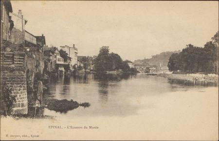 Épinal, L'Ecusson du Musée
