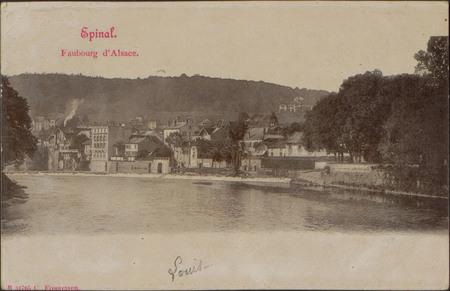 Épinal, Faubourg d'Alsace