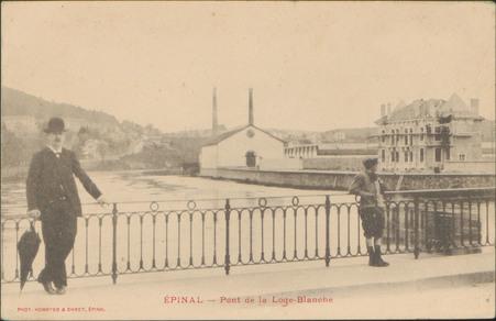 Épinal, Pont de la Loge-Blanche