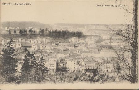 Épinal, La Petite Ville
