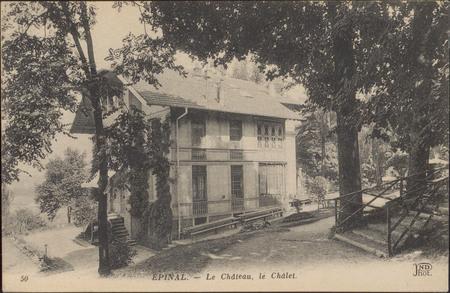 Épinal, Le Château, le Châlet