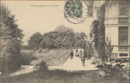 Château d'Épinal, Le Châlet