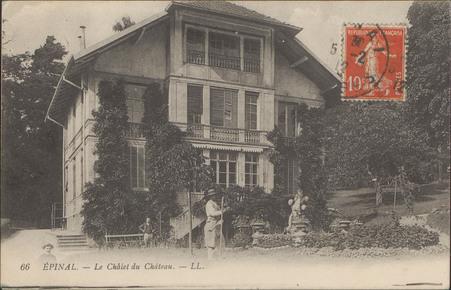 Épinal, Le Châlet du Château