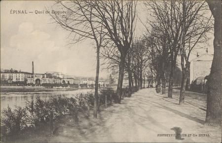 Épinal, Quai de Dogueville