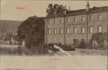 Épinal, Le Musée