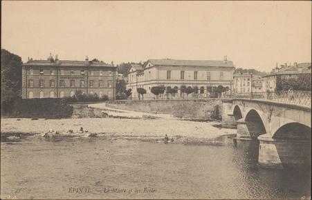 Épinal, Le Musée et les Écoles