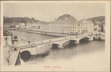 Épinal, Le Collège