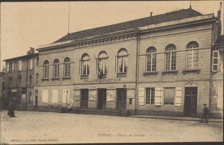 Épinal, Palais de Justice