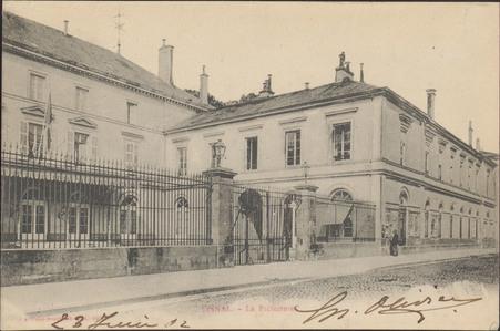 Épinal, La Préfecture