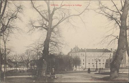 Épinal, Le Cours et le Collège